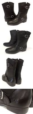 ugg womens frances boots black shoes naturalizer womens boots size 6 5m leather