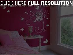 pink teenagers bedroom wall design teen room wevhat bed pillow