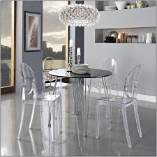 stunning clear dining room chairs on small home decoration ideas