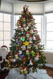 minion christmas tree minion pinterest christmas tree