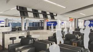 Atlanta Airport Food Map by Atlanta Airport Launching Concourse C Modernization Project
