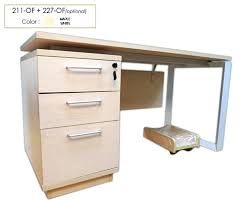 Wood Locking File Cabinet by Desk Under Desk File Cabinet Wood L Shaped Desk With Hutch And