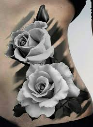 best 25 white rose tattoos ideas on pinterest black and white