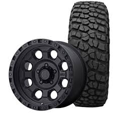 jeeps matte black atx wrangler jk ax201 wheel and tire package 17