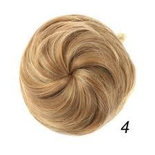 hair bun clip au women clip in hair bun hairpiece extension ponytail synthetic