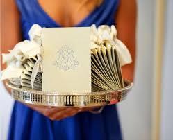beautiful wedding programs wedding programs with satin bows beautiful invitations