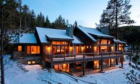 Best Log Cabin Floor Plans by Tkp Architects Pc Tkp Design Wins Best In American Living Award