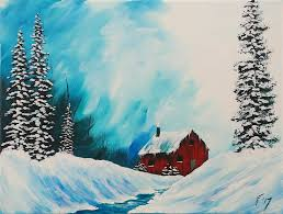 painting with free acrylic painting tutorials for beginners