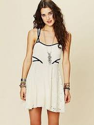 free people zig to the zag mini dress at free people clothing