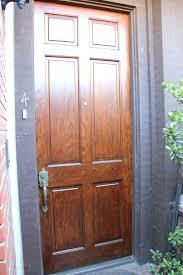 Exterior Door Varnish Varnish Exterior Door Best For Doors Images Design Ideas Paint Or