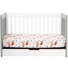 babyletto modo 3 in 1 convertible crib babyletto mercer crib grey white