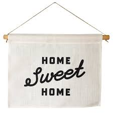 home sweet home banner home decor for home pink olive