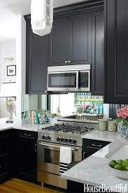 mirror backsplash kitchen mirror backsplash tiles mirrored mirror tiles beveled mirrored