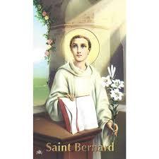 bernard personalized prayer cards priced per card the