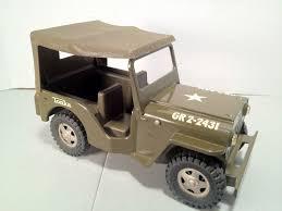 tonka army jeep vintage 63 64 tonka army jeep with top folding front windshield