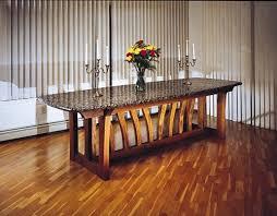 Granite Dining Room Table The 25 Best Granite Dining Table Ideas On Pinterest Granite