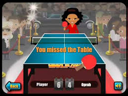 table tennis games tournament celebrity table tennis a free sports game