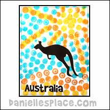australia day crafts for kids