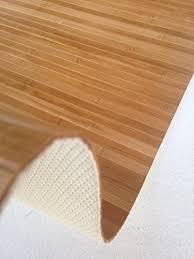 tappeti a metraggio tappeto bamboo a metraggio vari colori disponibili antiscivolo