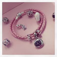 bracelet charms pandora jewelry images Canada only 2014 breast cancer charm pandora addict jpg