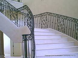 stair railing southeastern ornamental iron works