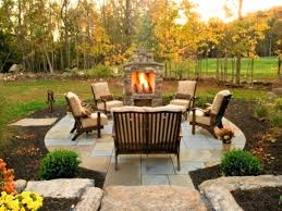 patio ideas fascinating outdoor patio fireplace for home