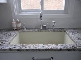 Danze Opulence Kitchen Faucet Granite Charlotte Stainless Steel Sink