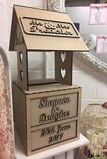Wedding Wishing Box Wishing Wells Other Wedding Supplies Ebay