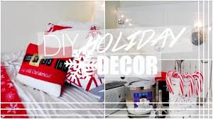 how to make your room cozy for winter diy christmas room decor