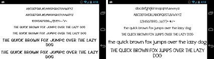 fonts for android fonts for flipfont 50 comic apk version 3 21 1