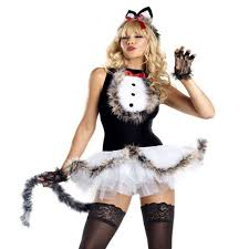 kissable kitty kat womens costume