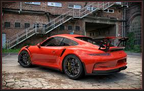 2016 porsche png porsche 911 gt3 rs 2016 back by yorzua on deviantart