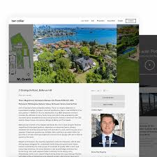 real estate websites website design custom real estate websites