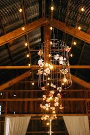 Rustic Wedding Chandelier Barn Wedding Ideas That Will Inspire You Inspired4u