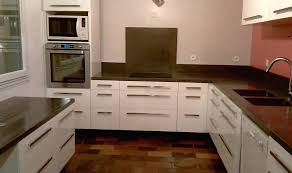 couleur plan de travail cuisine couleur plan de travail cuisine source deavitafr cuisine blanche