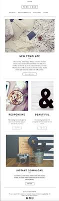 create email newsletter template best 25 email newsletter design ideas on email