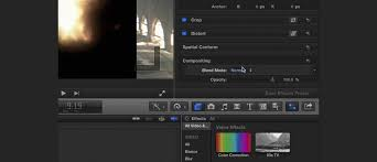 final cut pro text effects ace the art of muzzle flashes in final cut pro x