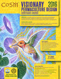 2016 visionary permaculture design certificate course chapel of