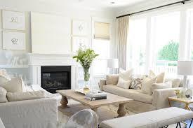 white interior home tour monika hibbs