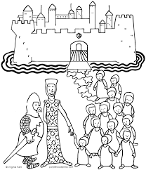 coloring sheets from purple house