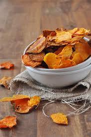 Cape Cod Russet Potato Chips - baked sweet potato chips minimalist baker recipes
