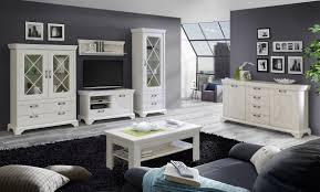 Beleuchtung Wohnzimmer Ebay Forte Möbel Wohnzimmer Set Kashmir In Pinie Weiss Mit Led