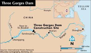 rivers in china map geography readings and maps for educators