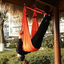 yoga flying swing anti gravity yoga hammock body building fitness