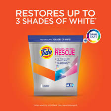 How Do I Wash Colored Clothes - tide brights whites rescue in wash laundry booster pacs 18 loads