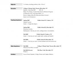 substitute resume exle descriptionate sle resume for a teaching position