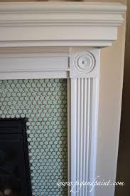 tile around fireplace binhminh decoration