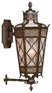 fine art lamps fine art lamps chateau outdoor outdoor wall mount