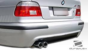 bmw e39 rear amazon com duraflex 101802 1997 2003 bmw 5 series e39 4dr
