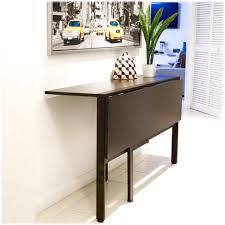 Ikea Collapsible Table by Fold Away Dining Room Table